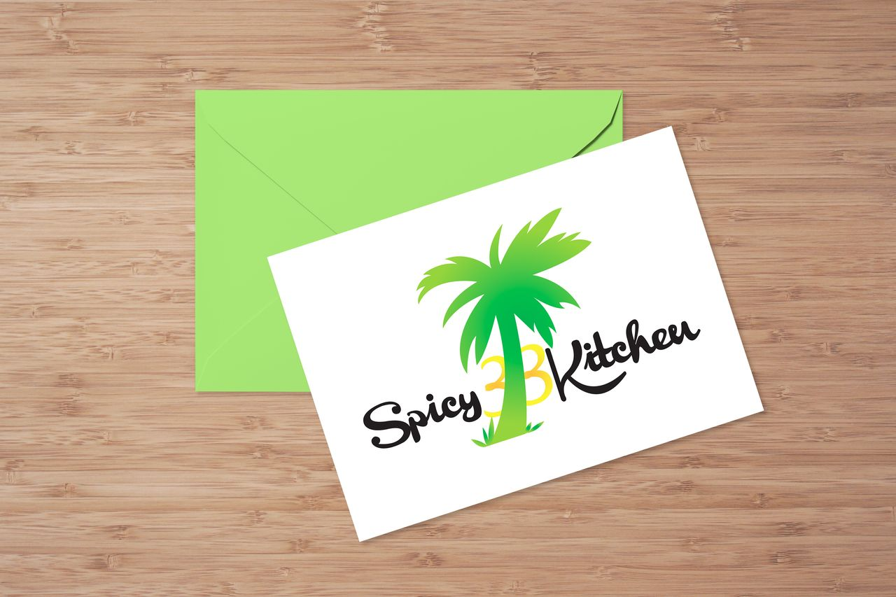 logo Spicy Kitchen 33